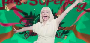 Tilda Swinton dans Okja
