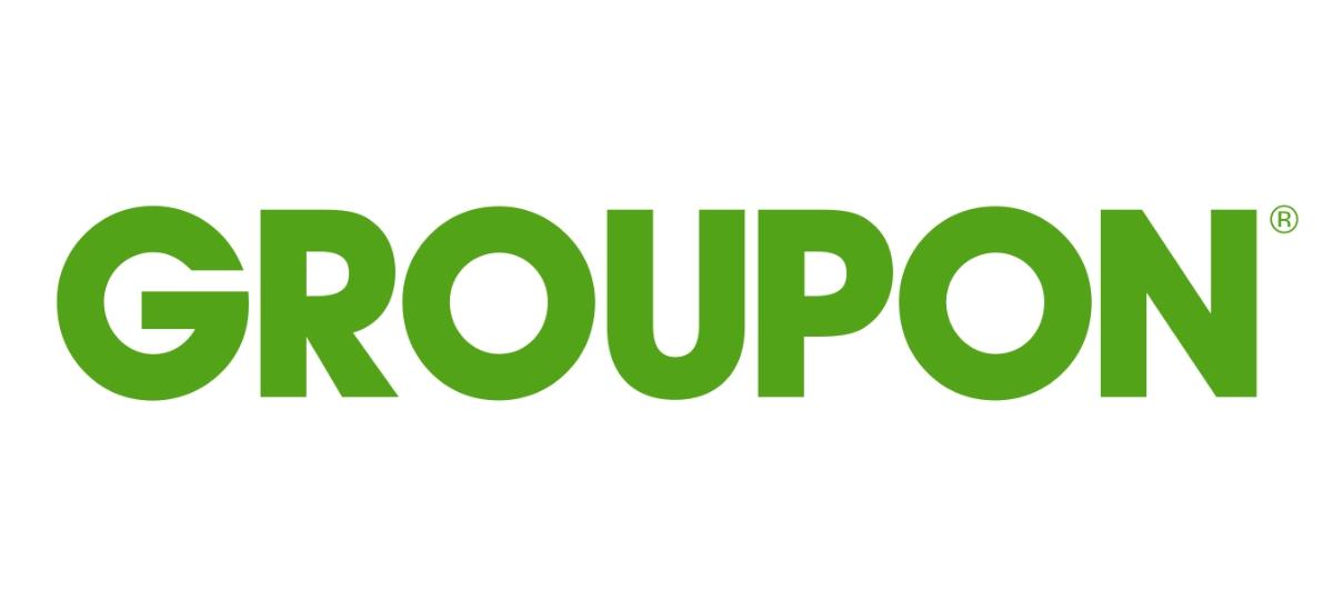 Logo de Groupon