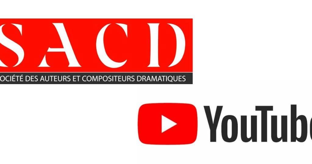 SACD et YouTube