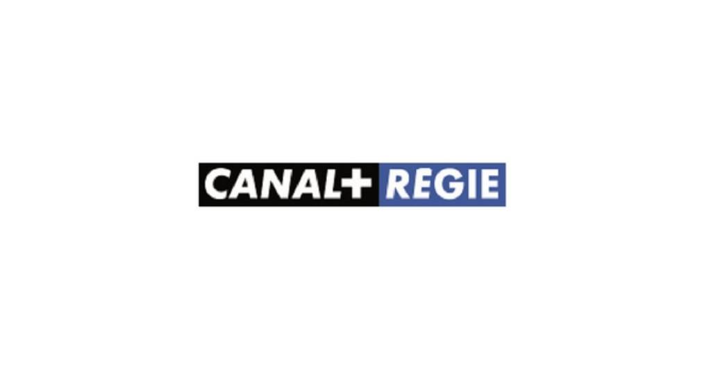 Canal + régie logo