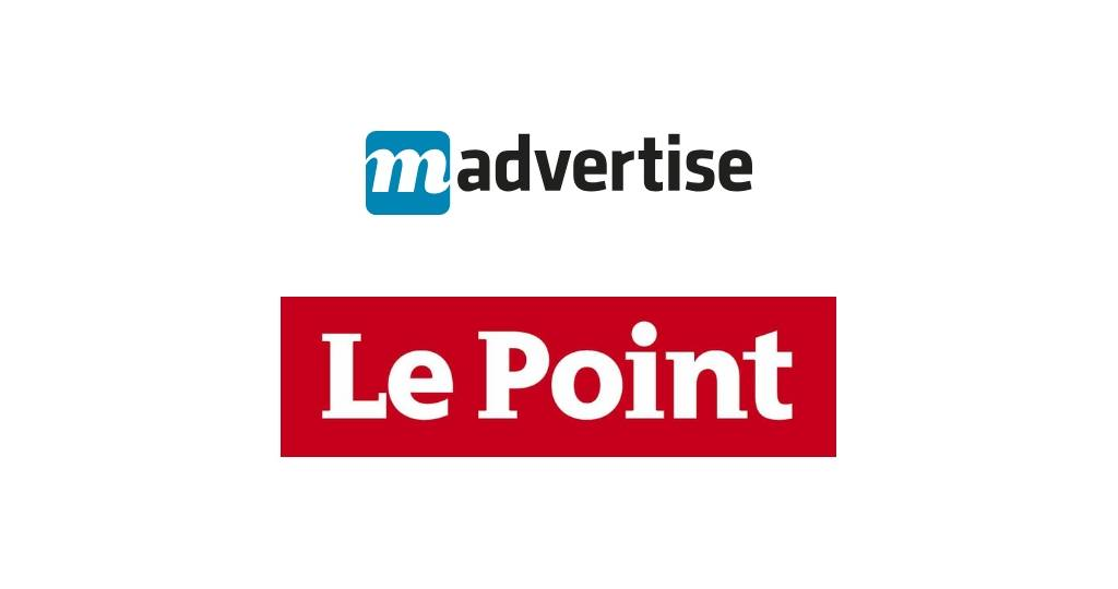 Logos Le Point Madvertise