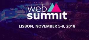 Web Summit 2018 bannière