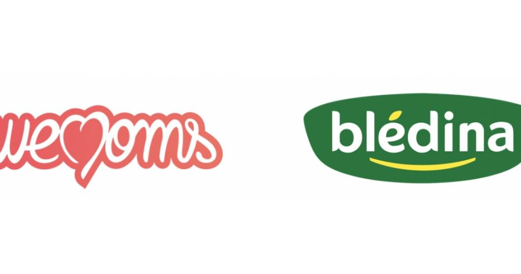 Logos WeMoms et Blédina