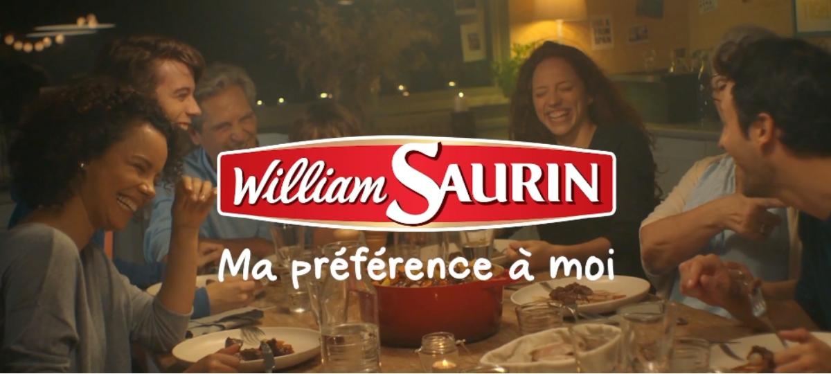 William Saurin