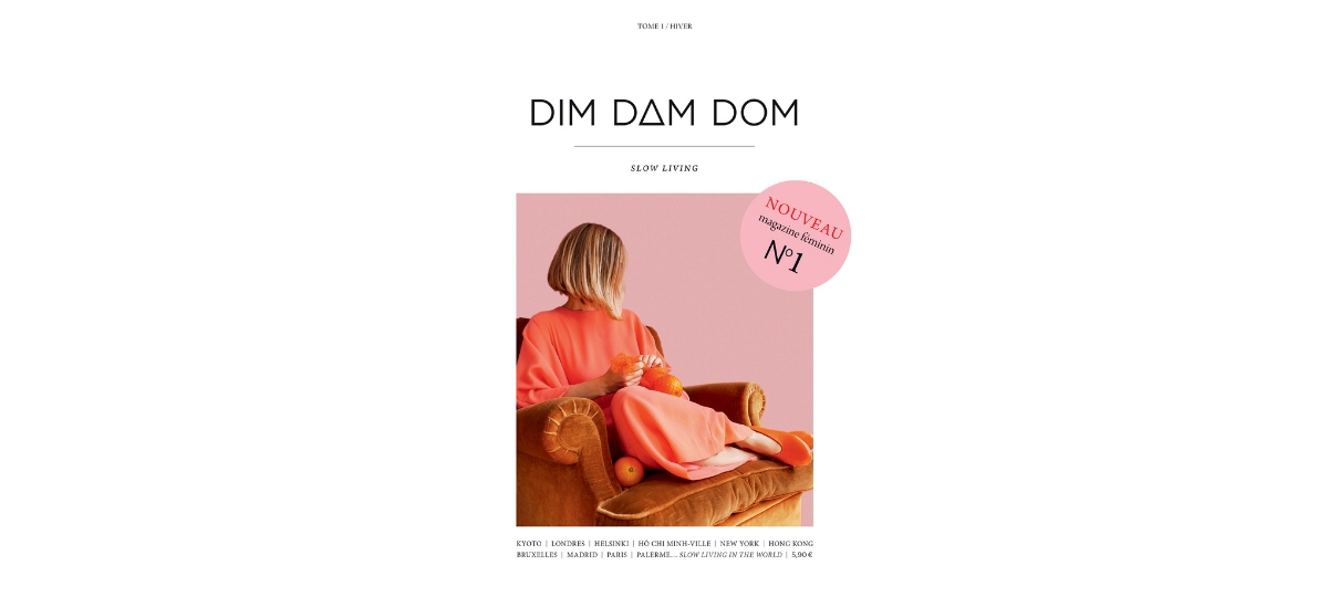 DimDamDom couverture