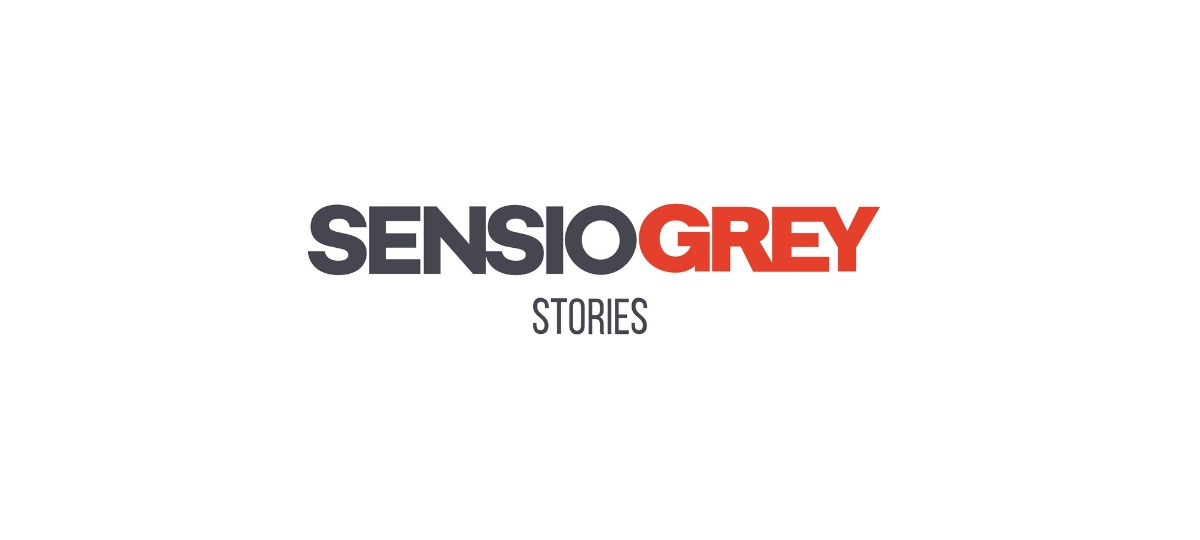 Logo SensioGrey Stories