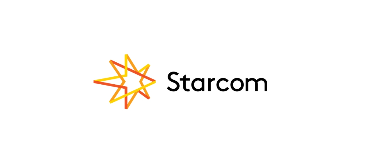 Logo de l'agence Starcom