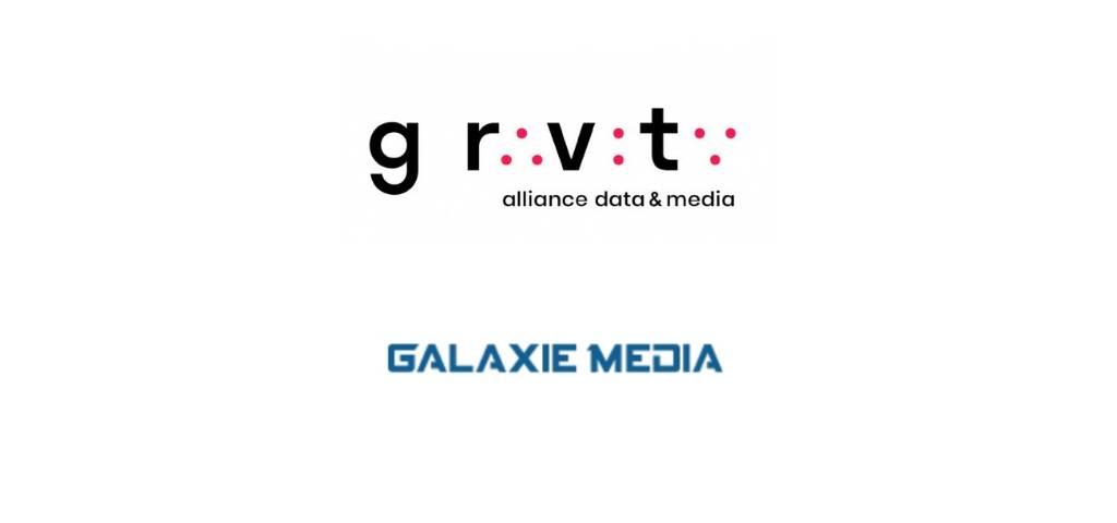 Logo Gravity et Galaxie Media