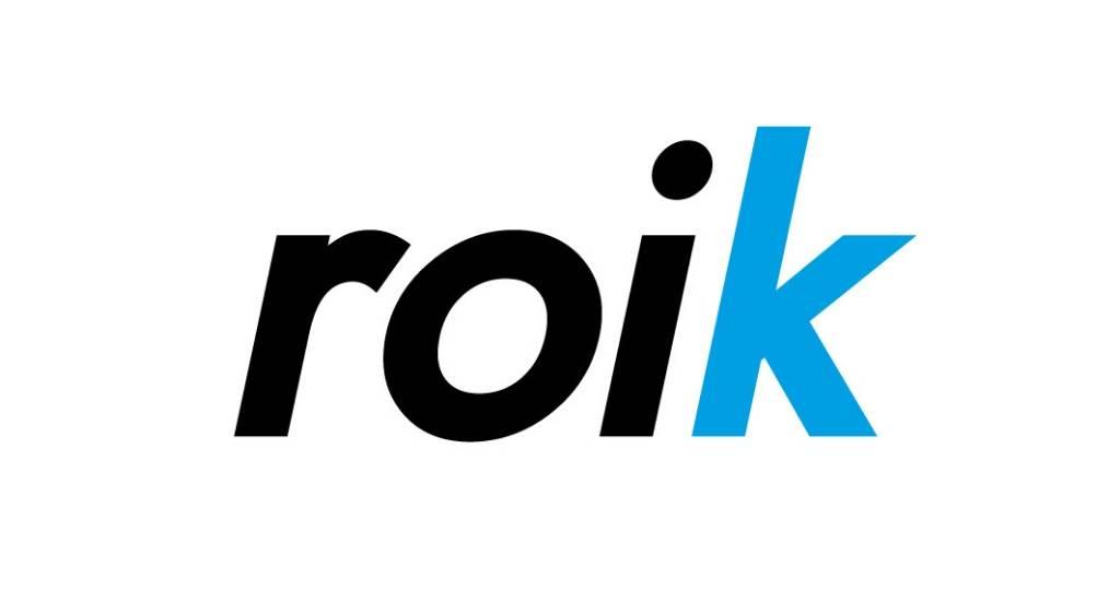 Logo de l'agence ROIK