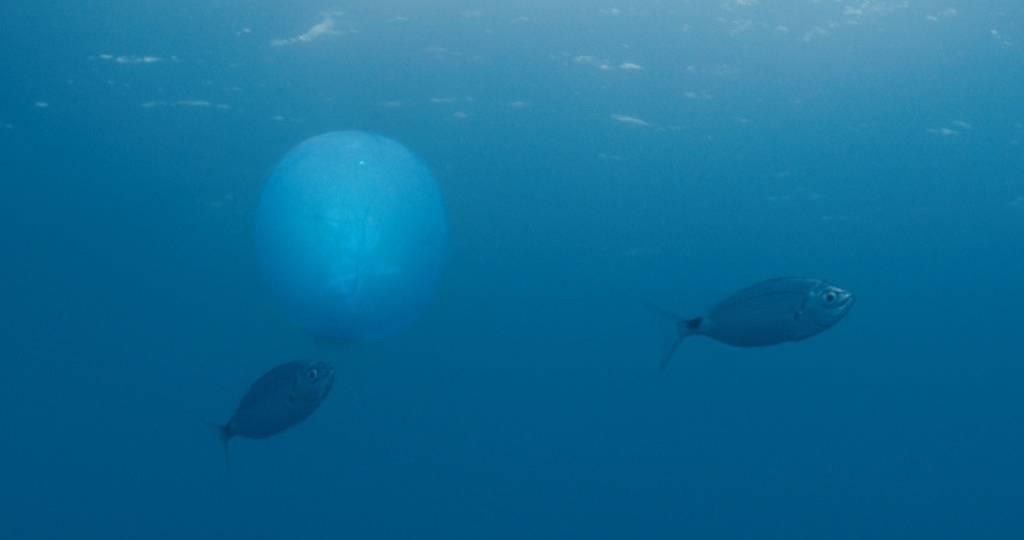 Balise SOS en mer