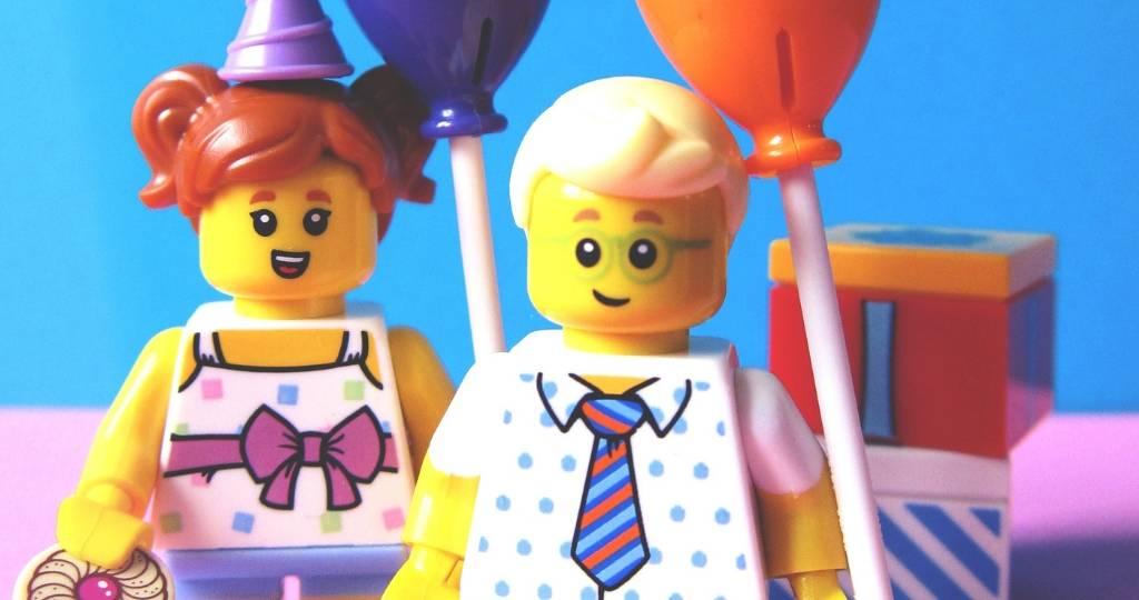 Des figurines LEGO