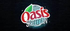 Logo de la campagne StreetCan Oasis