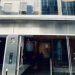 Devanture de The Garage dans le troisième arrondissement parisien
