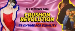 Affiche de l'évènement Crushon Revolution