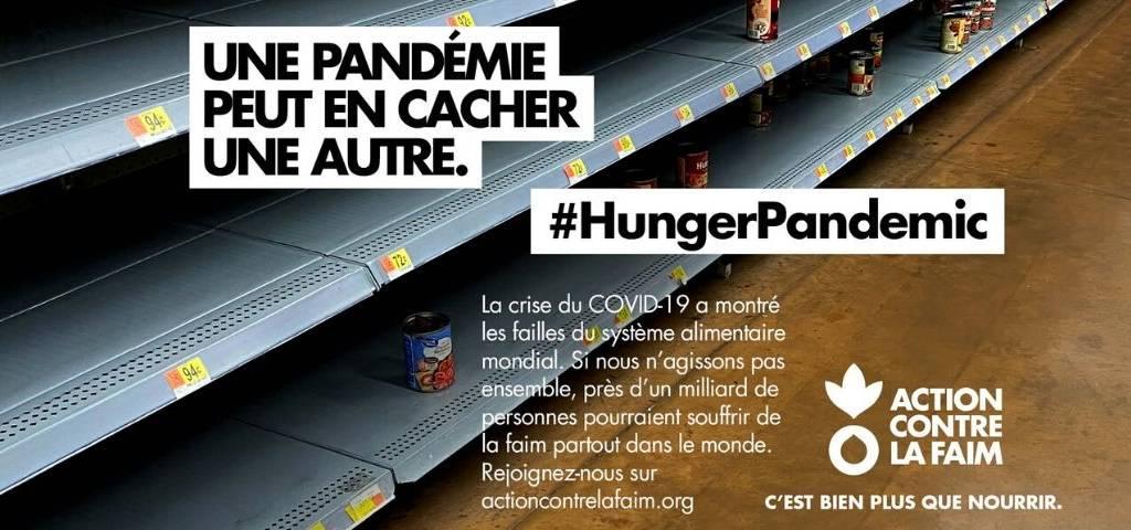 Action contre la Faim rappelle les conséquences de la pandémie sur la faim dans le monde