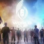 Affiche de la Rainbow Six World Cup