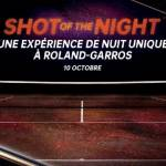 """Affiche de l'évènement """"Shot of the night"""""""