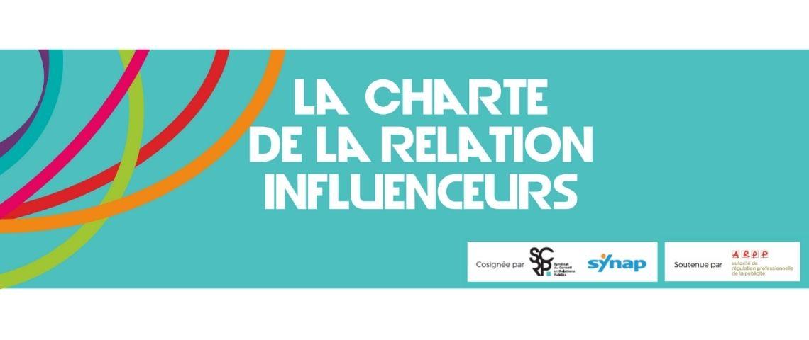 Logo Charte de la relations influenceurs