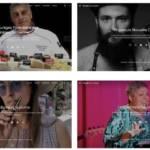 Capture des exposants de l'exposition virtuelle de la FFAC et Google Arts & Culture