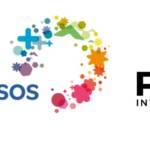 Logo groupe SOS et Play international