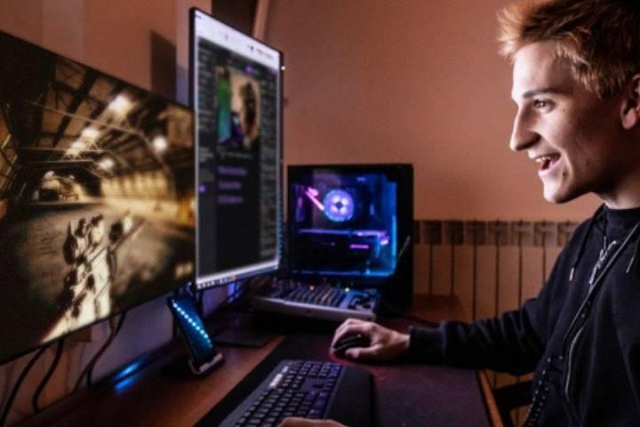 Un live streaming de jeu vidéo