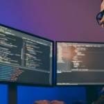 Une développeuse web