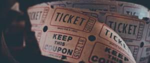 Ticket de spectacle