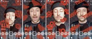 Capture d'un homme testatnt la beatbox de coca cola sur spotlight