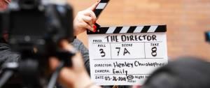 Clap de tournage