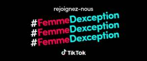 Logo #Femmesdexeption
