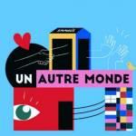 """Logo """"Un Autre Monde"""" - Campagne Podcast Emmaüs"""