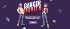 Capture du jeu Cancer Fighter