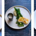 3 plats gastronomiques