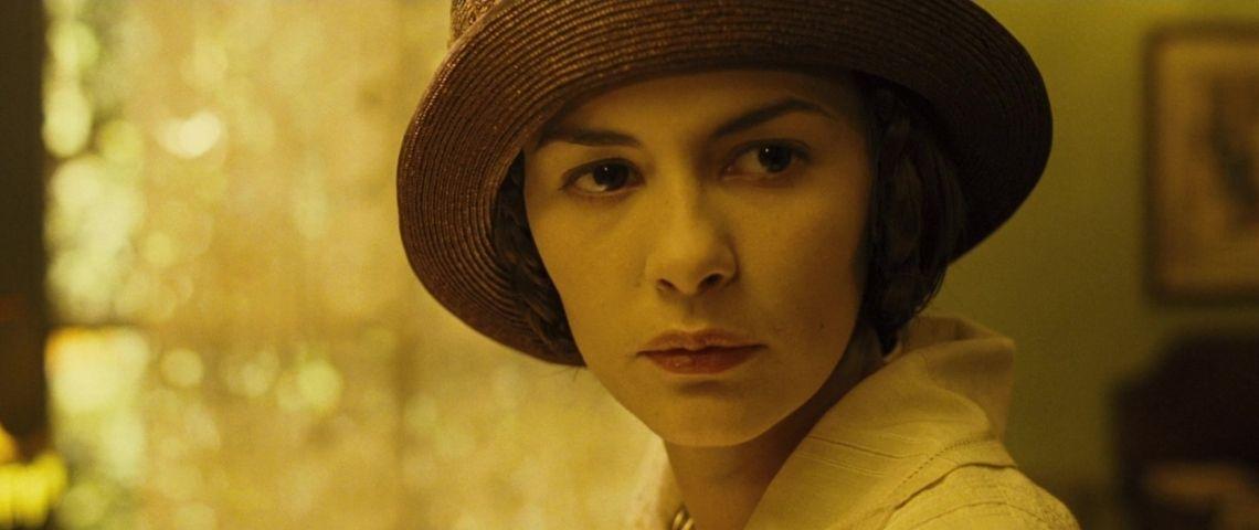 Audrey Tautou dans Amélie Poulain