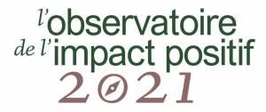 Logo : L'Observatoire de l'impact positif