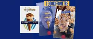 Campagne publicitaire Extreme - Cookie Cone