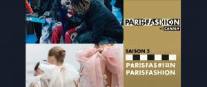 Affiche Paris Fashion