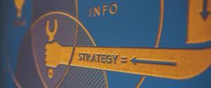 Illusration stratégie avec une clé à molette