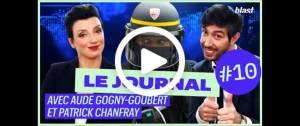 Aude Gogny-Goubert et Patrick Chanfray