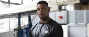 """Dady l'un des 595 réfugiés à avoir participé au programme IKEA France """"Vivre et grandir ensemble"""""""