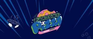 """logo """"Parions pizza"""""""