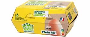 Nouveau packaging poulehouse