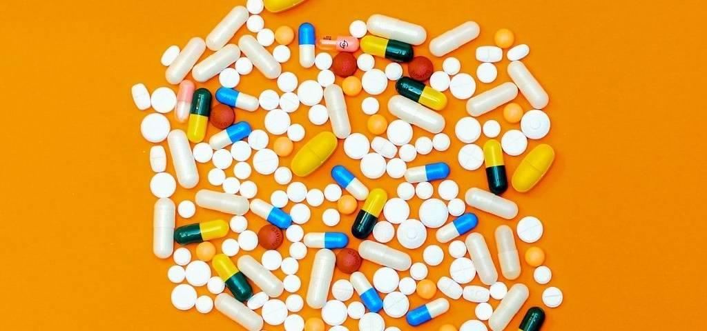 pilules, médicaments, Pharma