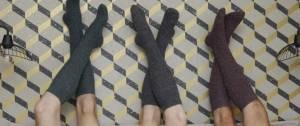 Chaussettes orphelines sensibiliser à l'économie circulaire tout en favorisant l'insertion sociale et économique