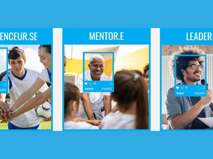 Affiches Unicef