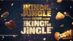 Logo : « The King Of The Jingle »