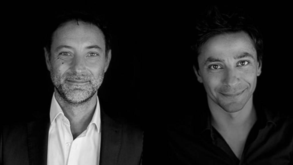 Thibaut Gressin et Maxime Patrice