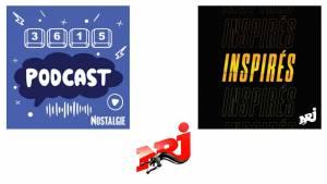 « 3615 Podcast » et « inspirés »