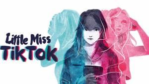 Illustration Little Miss TikTok