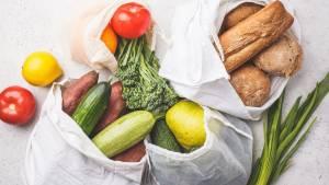 Légumes et pains